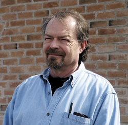 Author Bill Christen