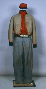 Francis Brownell Uniform - Courtesy Manassas NBP