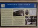 Interpretive Placard Near National Museum of Civil War Medicine