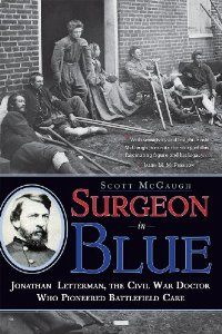 Surgeon in Blue Letterman book