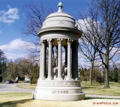 Daniel McCook, Sr Plot, Spring Grove Cemetery, Cincinnati, OH (Gravepedia)