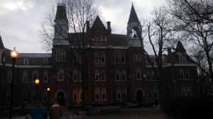 Towers Hall, Otterbein University