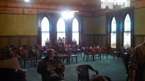 Meeting Room, COCWRT, Towers Hall, Otterbein University