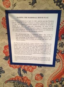 Marshall House Incident
