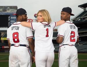 Kate, BJ, & Justin Upton