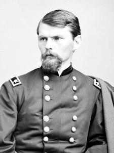 Major General Emory Upton