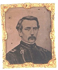 Capt. Francis T. Meagher, Co. K, 6th NYSM, acting Major of the regiment at First Bull Run
