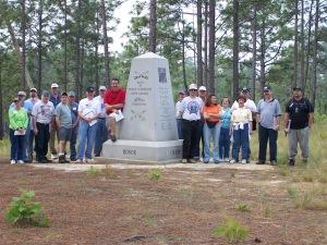 Touring Monroe's Crossroads, 2005