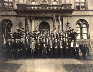 Capt. Thomas Espy Post 153, Memorial Day 1904