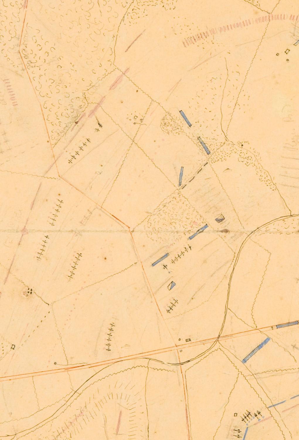 Harris Map Matthews Hill Detail